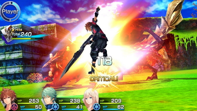 Download Game CHAOS RINGS 3 APK DATA Full Version