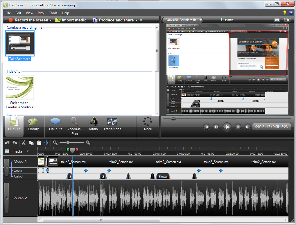 camtasia studio 7 download full version