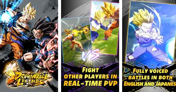 Dragon Ball Legends MOD APK 1.33.0 for Android