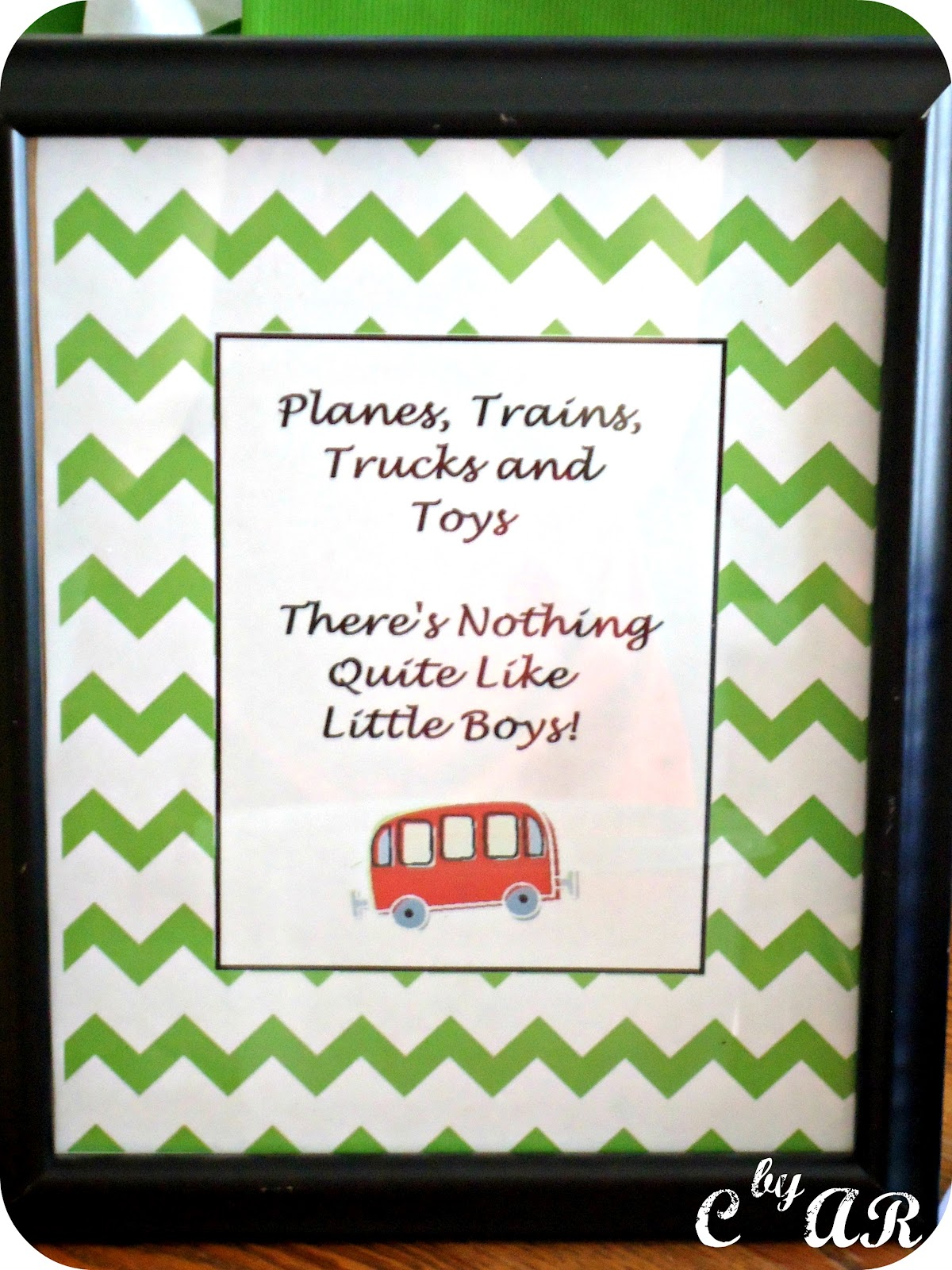 Creations By Alisha Rose Chevron And Circles Boy Baby Shower Free Printables