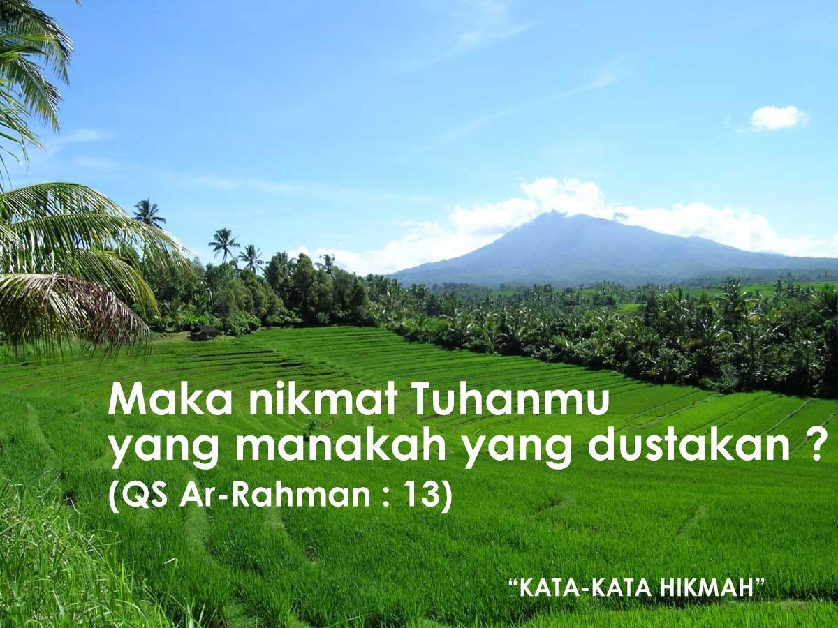 Asbabun Nuzul Al Quran Surat Ar Rahman Kang Masroer