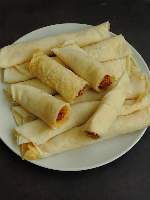 Alle Belle, Goan Shrove Pancakes