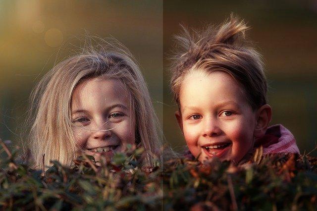 Sebelum dan sesudah penerapan efek foto