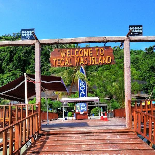 Dari Pantai Sari Ringgung Ke Pulau Telaga Mas: Berlibur Sejenak di Lampung