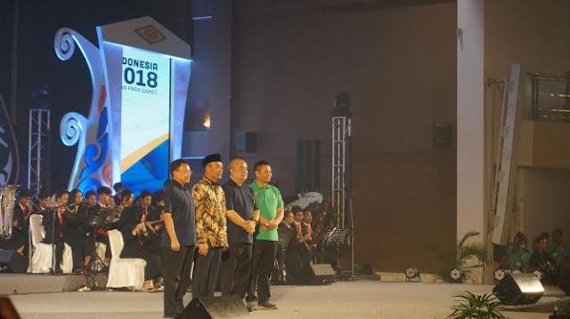 Opening O2SN 2018