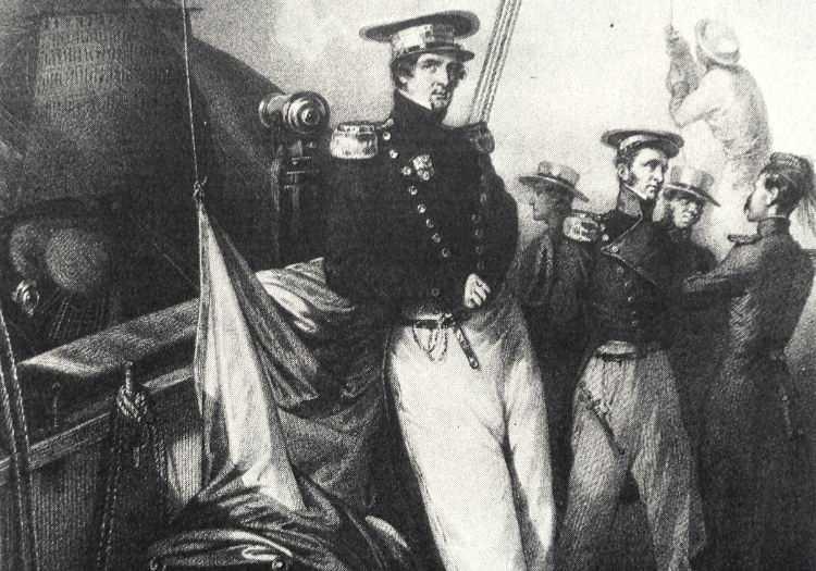 Louis Antoine de Bougainville sert mizaçlı bir adamdı, kurallarına uymayanı ağır şekilde cezalandırıyordu.