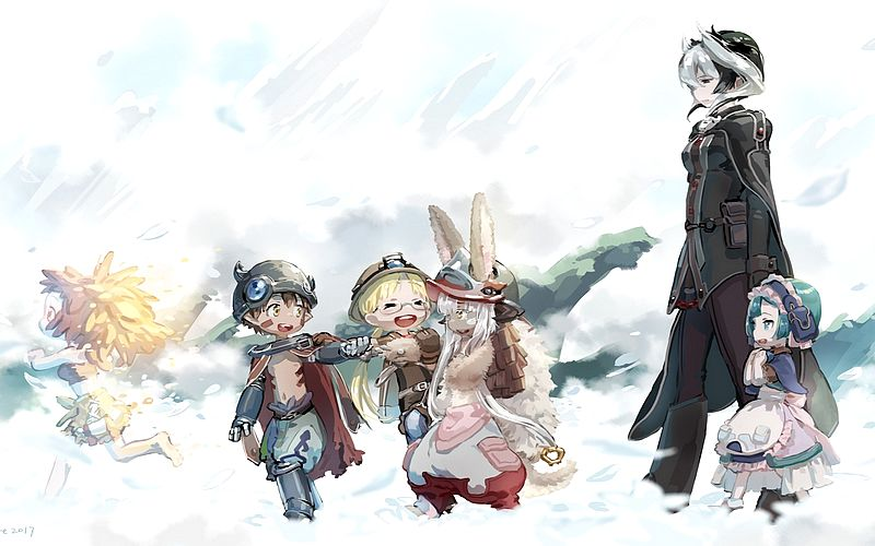 Made in Abyss s2
