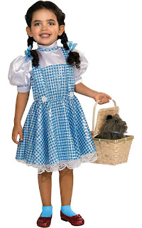 Wizard of Oz Dortothy Costume - Amazon.ca Halloween Store