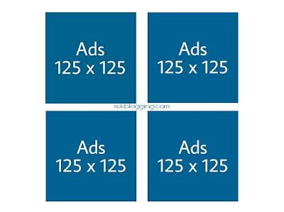 Cara memasang kotak iklan di blog