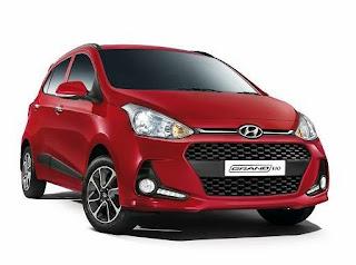 Bảng giá xe ô tô Hyundai tháng 10 2017