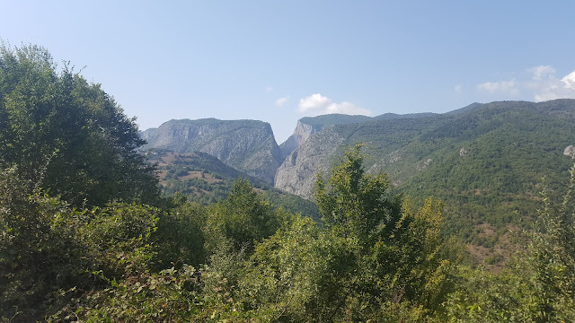 Küre Dağları, Valla Kanyonu