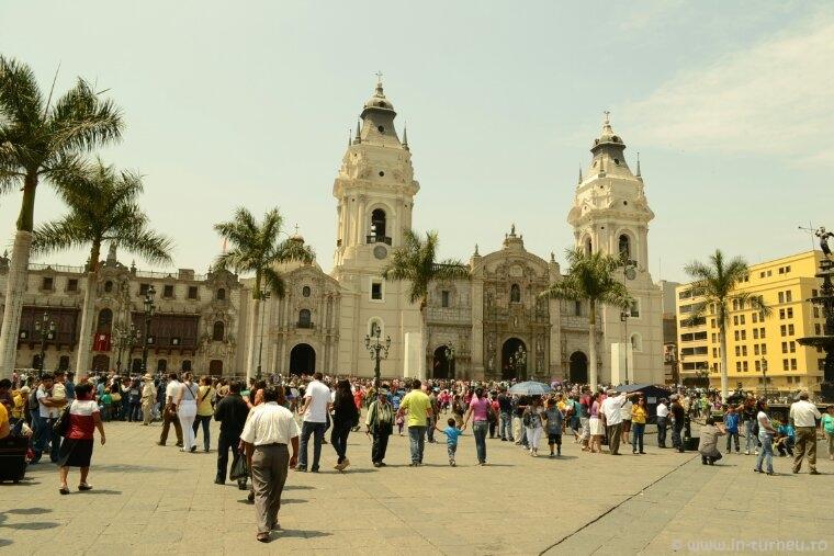 Catedrala din Lima, Peru