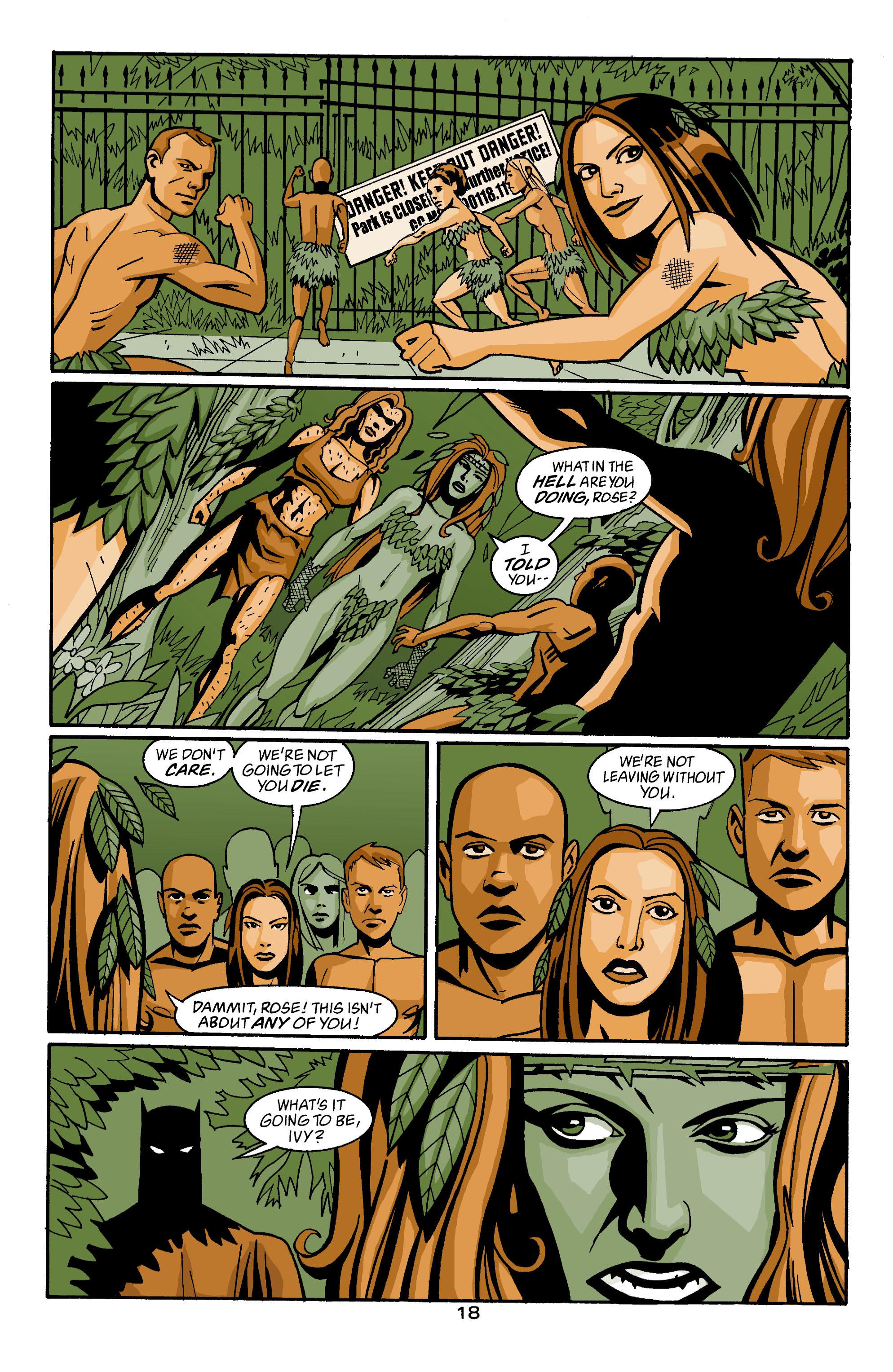 Detective Comics (1937) 752 Page 17