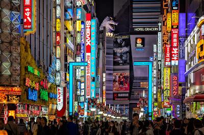Distrik Shinjuku