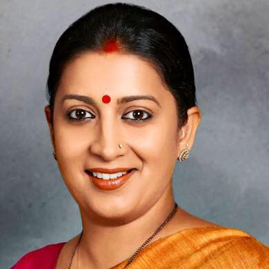 Smriti Irani Wiki, Height, Weight, Age, Husband, Family and Biography