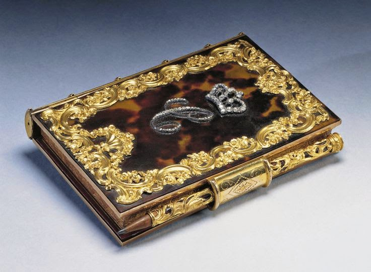 Queen Charlotte's Notebook