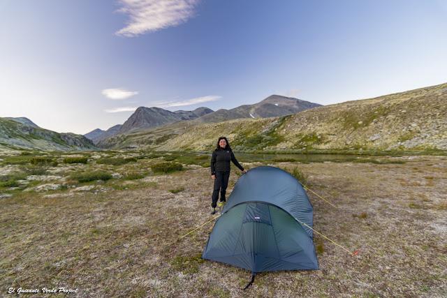Acampada libre en Rondane - Noruega por El Guisante Verde Project