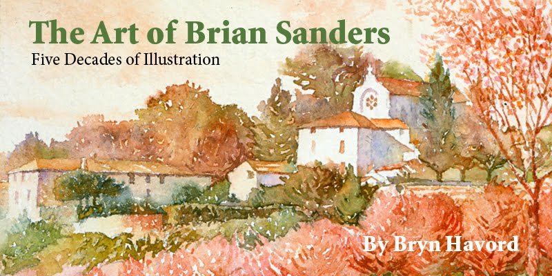 The Art of Brian Sanders
