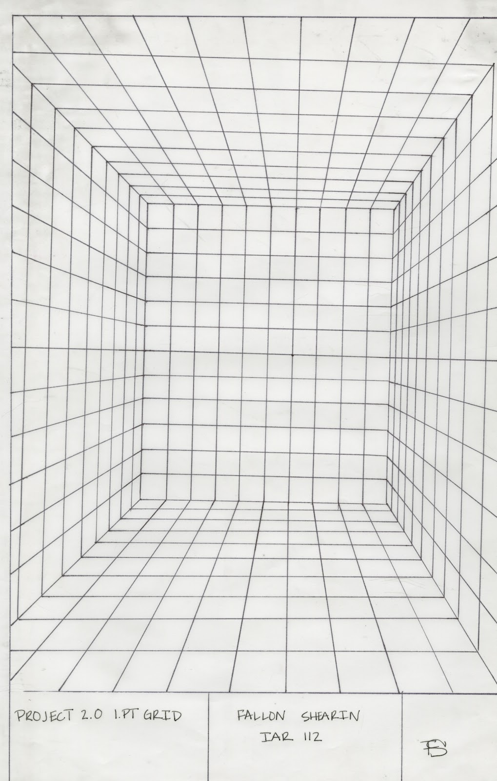 Fallon Shearin Design Project 2 0 Perspective Grid