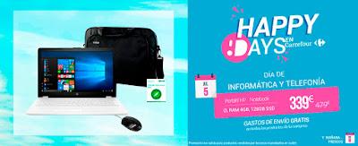 happy days carrefour informatica y telefonia