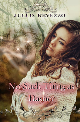 No Such Thing As Dasher, a Christmas-themed paranormal romance novelette