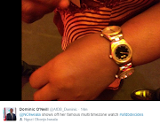 Ngozi Okonjo-Iweala shows off her famous multi timezone watch Wow!