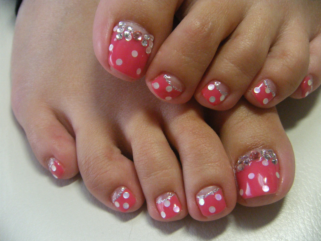 Summer Toe Nail Designs | Pccala