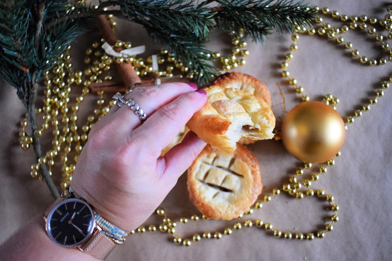 How to make Puff Pastry mince pies