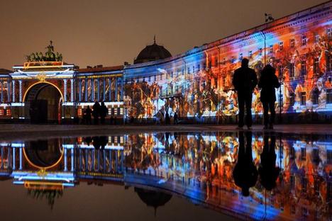 Η απόβαση ρωσικών μουσείων στο Μουσείο Βυζαντινού Πολιτισμού