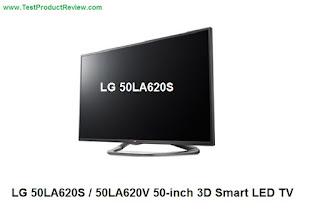 LG 50LA620S / 50LA620V