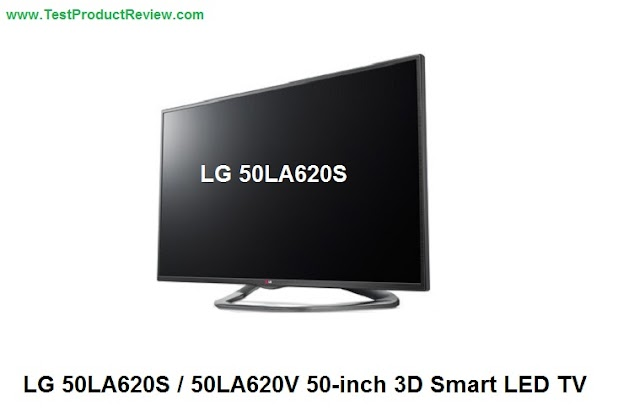 LG 50LA620S / 50LA620V 50-inch 3D Smart LED TV