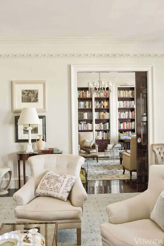 Fifth Avenue Apartment - Thomas O'Brien Design