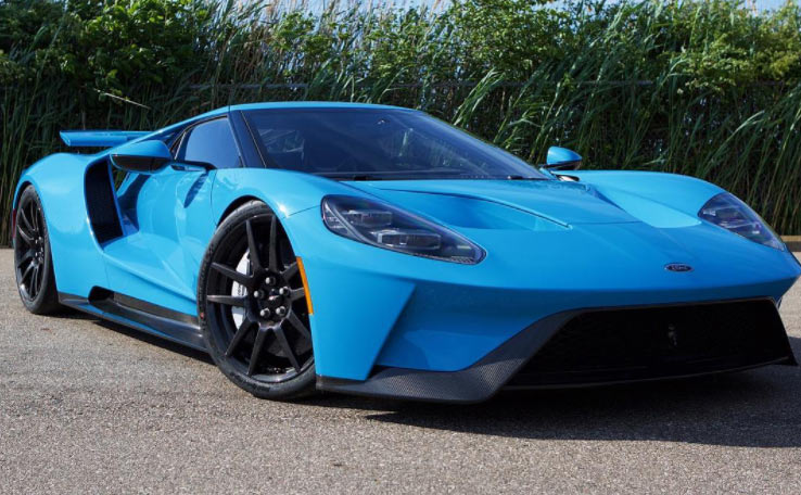 3200x2000 blue ford gt - photo #3