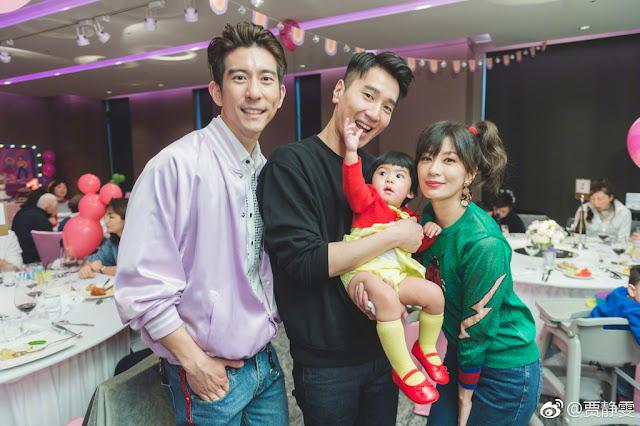 Alyssa Chia Xiu Jie Kai birthday Mark Chao
