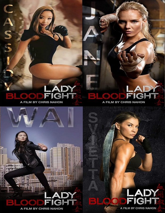 Lady Bloodfight Movie Download HD Full Free 2016 720p Bluray thumbnail