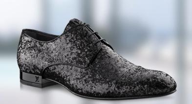 6ecb4de0925 www.DiariesofaStylist.com  Louis Vuitton Glitter Mens Shoes