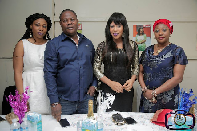 fathia balogun birthday party manchester