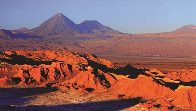 Tempat Terkering Di Dunia : Gurun Atacama