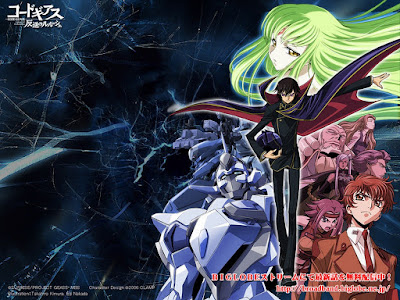 Code Geass R1 Episode 1-25 Sub Indo Mp4 Mkv
