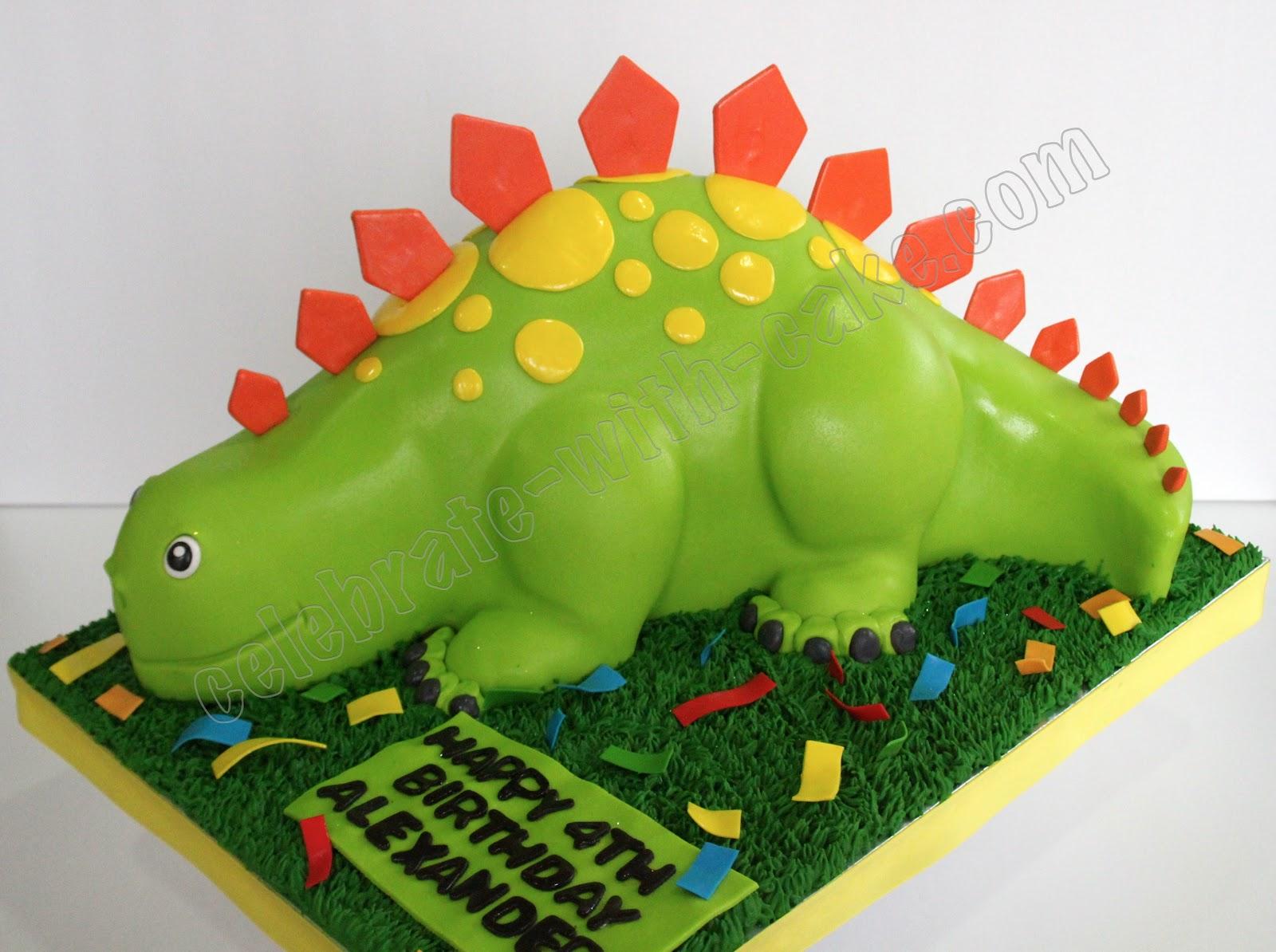 Dinosaur Cake Template Cake Ideas And Designs