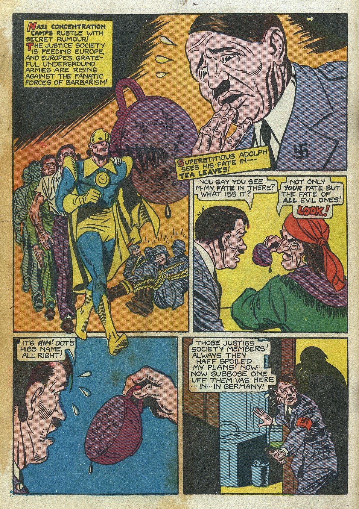 Read online All-Star Comics comic -  Issue #14 - 26
