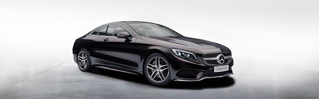 20 ảnh bìa Facebook dành cho người yêu xe Mercedes
