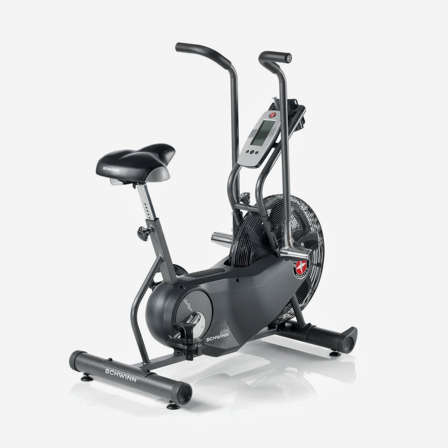 Schwinn AD6 Airdyne Bike, picture, review features & specifications, compare with Schwinn AD2