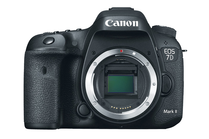 Canon EOS 7D Mark II Digital Camera body