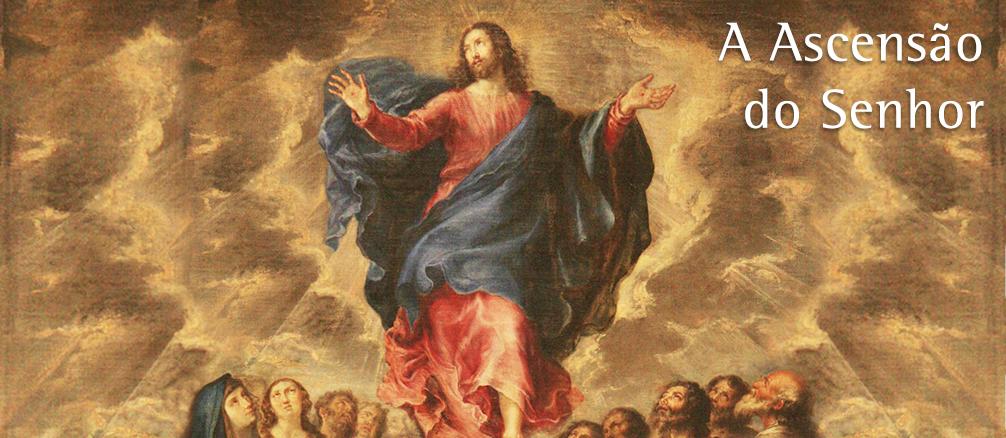 """Palavras Do Céu Home: Cristão Com A Palavra: """"Homens Da Galileia, Por Que Ficais"""