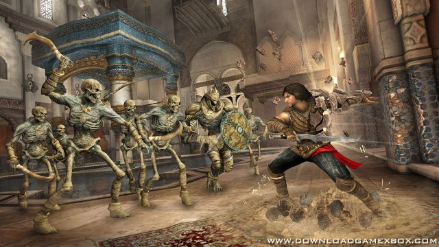 Prince of Persia The Forgotten Sands [Region Free][ISO