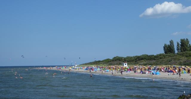 Una platja bàltica