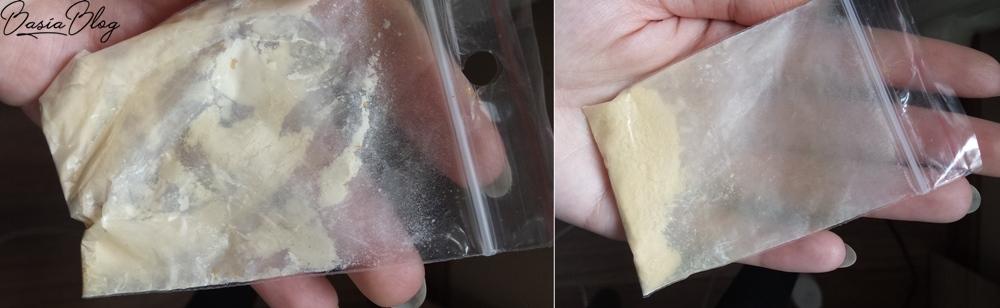 przepis na puder bananowy, przepis na żółty puder, instrukcja puder bananowy, instrukcja żółty puder, DIY banana powder, DIY żółty puder, jak zmienić odcień podkładu, za różowy podkład, jak przyżółcić podkład