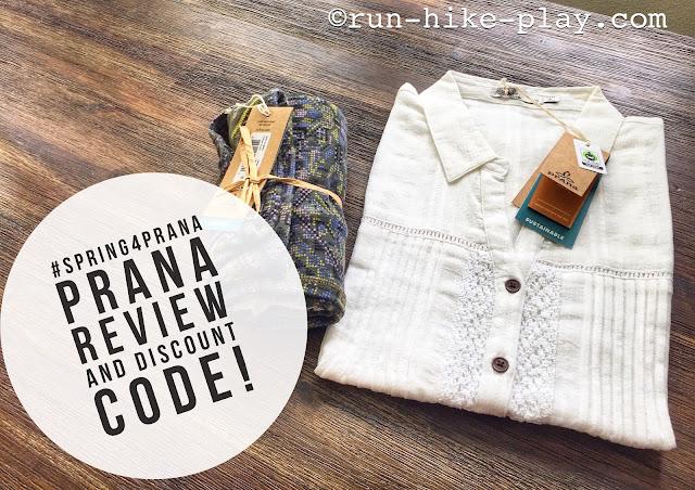 #Spring4Prana! prAna Review & Discount Code!