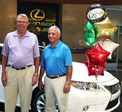 Johnson Lexus Raleigh >> Johnson Lexus of Raleigh Community Involvement: Johnson ...
